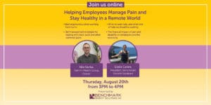 Helping Employees Manage Pain and Stay Health in a Remote World - Physiotherapy & Wellness Clinic in Richmond Hill | Gemini Health Group - Gemini Health Group - Richmond Hill Physiotherapy & Wellness - Most Trusted And Respected Provider Of Physiotherapy And Wellness Services In York Region