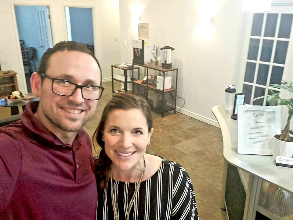 Alex and Tara - About - Gemini Health Group - Richmond Hill Physiotherapy & Wellness - Most Trusted And Respected Provider Of Physiotherapy And Wellness Services In York Region